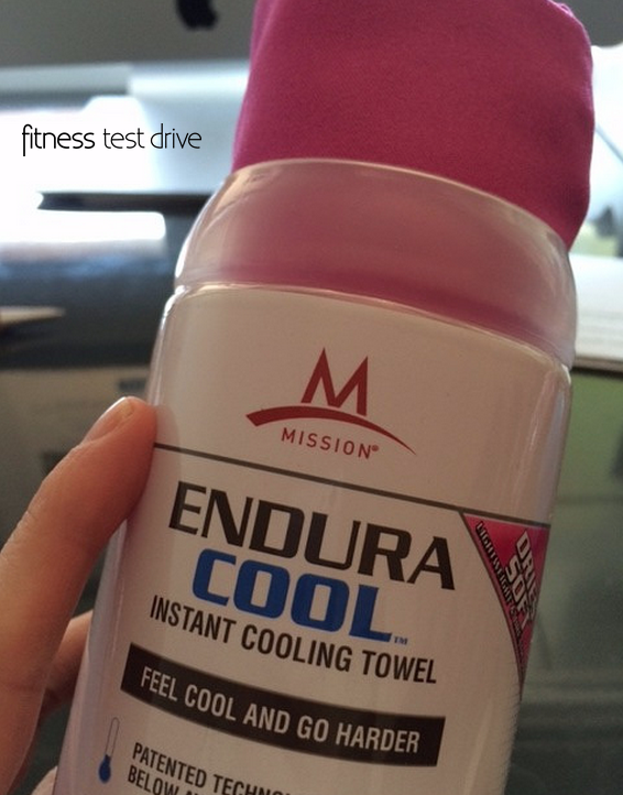 Microfiber Towel: A Cool Product! Literally.