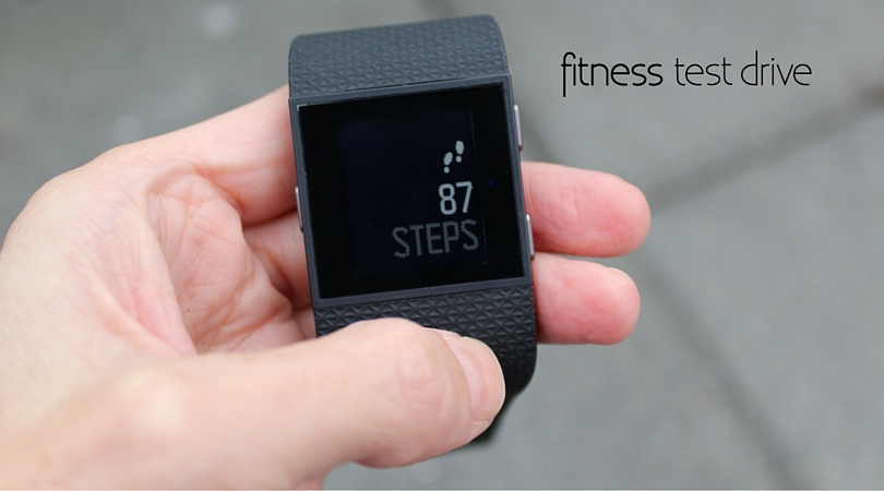 Fitbit Surge Activity Tracker Review