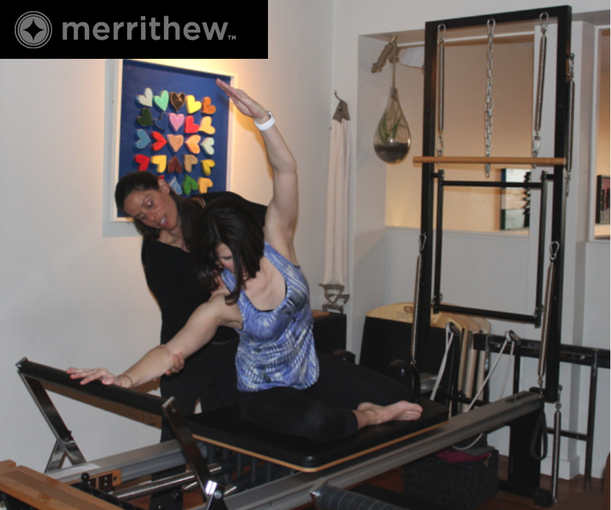 Why I Finally Tried a Pilates Reformer