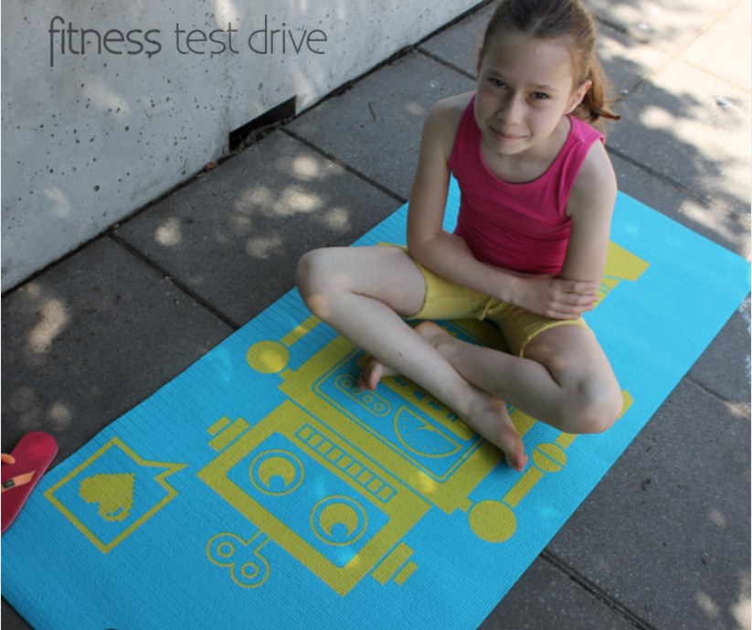 Kids Yoga Mat FB 2