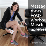 Massage Away Post-Workout Muscle Soreness